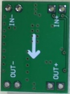 Picture of buck board back